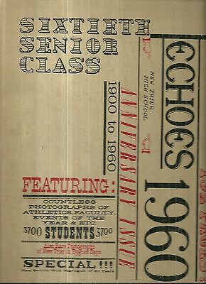 1960 New Trier High School   Yearbook Winnetka Illinois