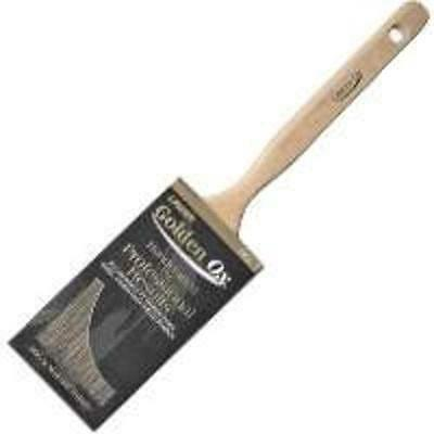 Linzer WC 2462-2.5 Ox Hair Flat Sash Paint Brush, 2.5""
