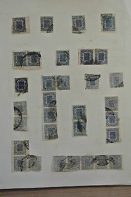 Lot 24405 Collection stamps of Nepal 1881-1903.