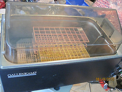 Gallenkamp Shaking Water Bath Model BKS-350-030  Lot K517