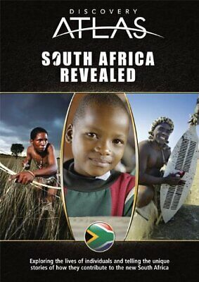 Discovery Atlas - South Africa Revealed [DVD] [2010] - DVD  F6VG The Cheap Fast