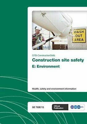 Citb ge700 construction site safety book set 2300 picclick uk construction site safety e environment ge 700e13 by fandeluxe Gallery