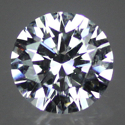 5 Round Brilliant cz's 1mm to 3mm, cubic zirconia