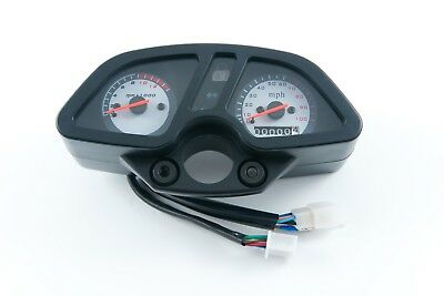 Motorcycle Speedo Assembly suitable for Pulse Adrenaline 125