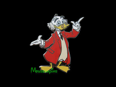 EXPERT on almost Everything - Professor LUDWIG Von DRAKE Disney 2001-02 Pin