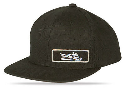 Fly Racing Adult Snowmobile Primary Snapback Hat