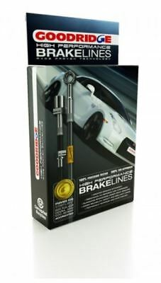 Mitsubishi FTO  Goodridge S/Steel Brake Lines
