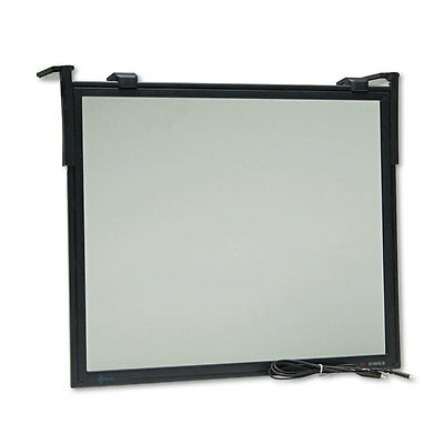 """""""3M Executive Flat Frame Monitor Filter, 16""""""""-19"""""""" Crt/17""""""""-18"""""""" Lcd"""""""