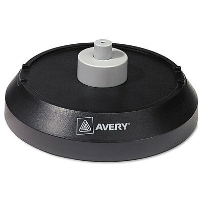 """Avery Cd/dvd Label Applicator, Black"""