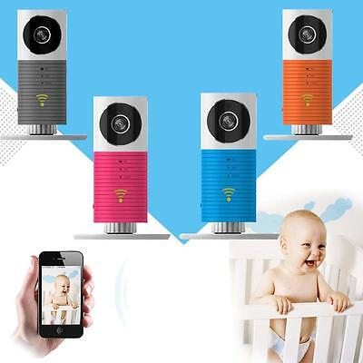 Wireless Wifi Camera Baby Security Monitor Video Night Vision for Smart Phone BA
