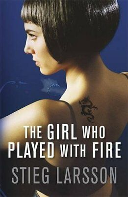 The Girl Who Played With Fire (Millennium Trilogy), Larsson, Stieg Hardback Book