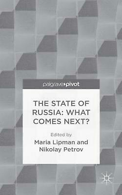 NEW State of Russia by Hardcover Book (English) Free Shipping