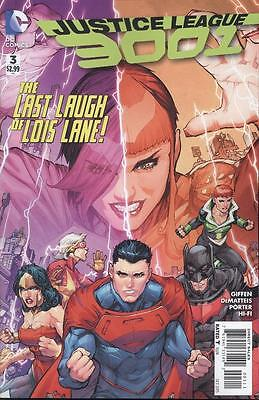 Justice League 3001 #3   NEW!!!