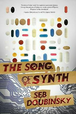 The Song of Synth by Seb Doubinsky Paperback Book (English)
