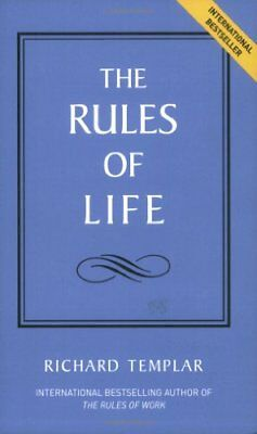 The Rules of Life: A Personal Code for Living a B..., Templar, Richard Paperback