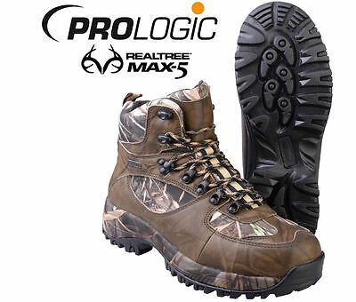Prologic NEW Max-5 Grip Trek Boots Carp/Commercial Fishing *Sizes 7½ to 12*
