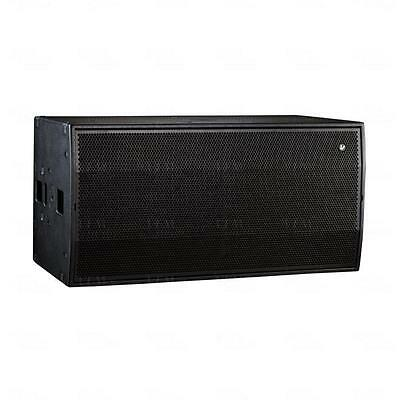 "Verity Audio SUB218 2400Watts RMS Dual 18"" Subwoofer PA DJ"
