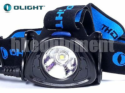 OLIGHT H25 Wave Cree XM-L2 NW LED Rechargeable Headlight with USB Mobile Charger