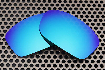 New Volt Polarized Blue Replacement Lenses for Oakley Fives Squared