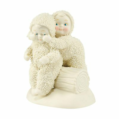 Snowbabies Guess Who Figurine NEW in Gift Box - 25477