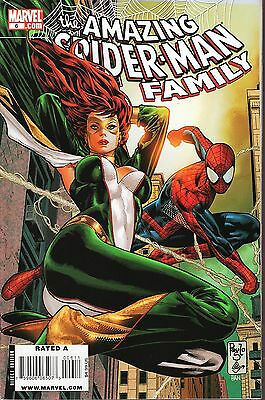 The Amazing Spider-Man Family No.6 / 2009