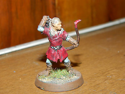 Warhammer Lord Of The Rings Legolas A, Metal