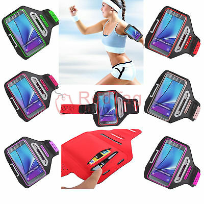 Gym Running Jogging Cycling Sport Armband Exercise Case Cover Holder For Samsung