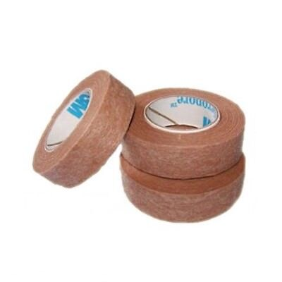 Genuine 3M Micropore TAN Surgical Tape 1.25cm x 9.1m (2 x Rolls)