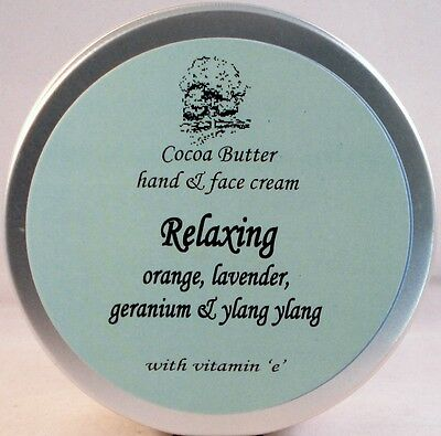 Relaxant Main & Corps Crème 200gr+ Cacao & Karité Beurre Totally Indulgent