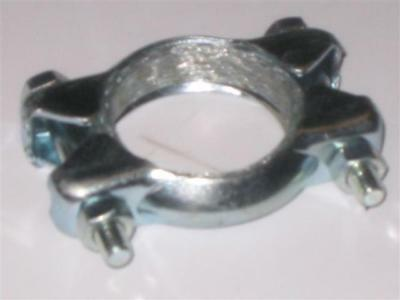 Exhaust tail pipe or exhaust to heat exchanger clamp VW Beetle & Type 2