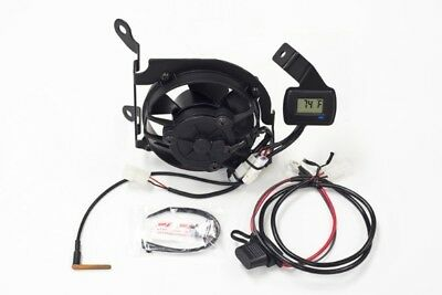 Trail Tech Digital Radiator Fan Cooling Kit For Yamaha WR 450 F 12-15 732-FN11
