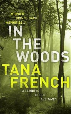 In the Woods, French, Tana Paperback Book The Cheap Fast Free Post