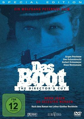 Das Boot - Director´s Cut - Special Edition # DVD-NEU