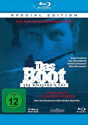 Das Boot - The Director's Cut # BLU-RAY-NEU