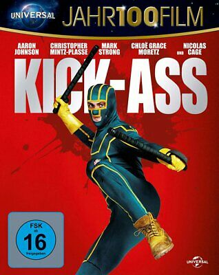 Kick-Ass - Jahr100Film Edition # BLU-RAY-NEU