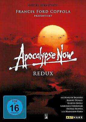 Apocalypse Now Redux - Remasterd # DVD-NEU