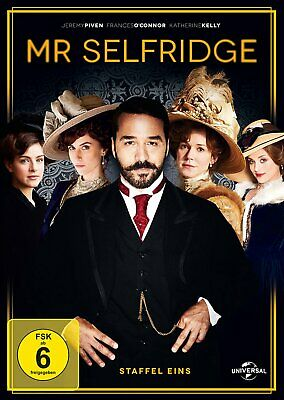 Mr Selfridge - Die komplette Season/Staffel 1 # 3-DVD-BOX-NEU