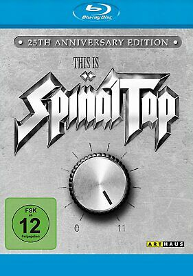 This is Spinal Tap - 25th Anniversary Edition - BLU-RAY-NEU