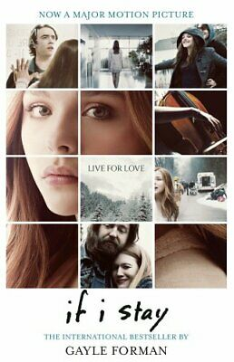 If I Stay, Forman, Gayle Book The Cheap Fast Free Post