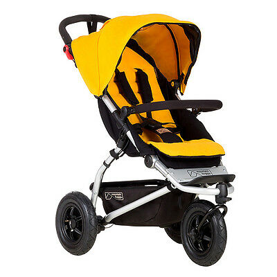 Mountain Buggy 2015 Swift 3.0 Stroller - Gold  - Brand New! Free Shipping!
