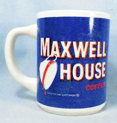 Maxwell House Coffee Mug Good To the Last Drop General Foods Corp.
