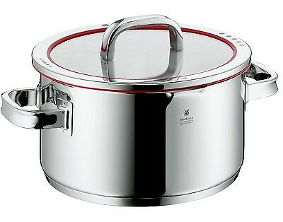 WMF Function 4 Stew Canning Casserole Pot with Lid,6-Quart, 5.7L Made in Germany