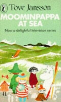 Moominpappa at Sea (Puffin Books), Jansson, Tove Paperback Book The Cheap Fast