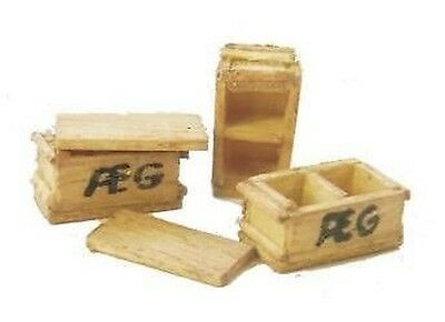 326115 EpokeModeller 1 Scale Egg Boxes 3 Pieces With Lids