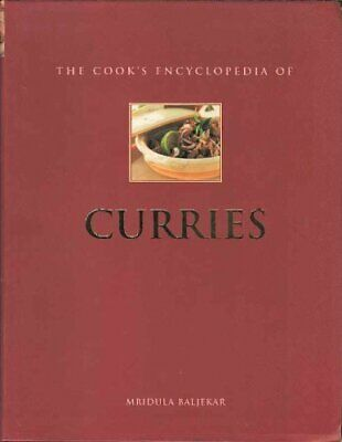 The Cook's Encyclopedia of Curries by Baljekar, Mridula Book The Cheap Fast Free