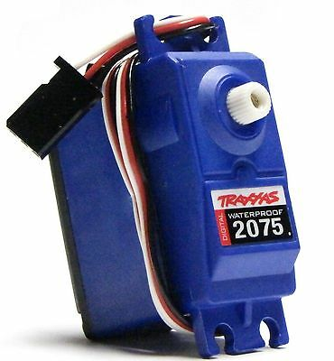 Summit Digital 2075 Waterproof SERVO Traxxas revo e-revo slash stampede 5607