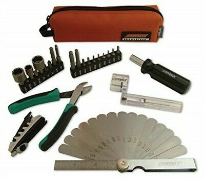 CruzTOOLS Stagehand Tech Kit for Bass and Guitar Players