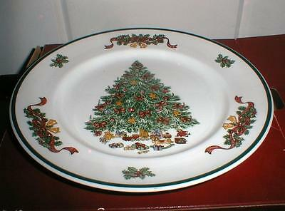 Johnson Brothers Victorian Christmas 3 Piece Place Setting New In Box