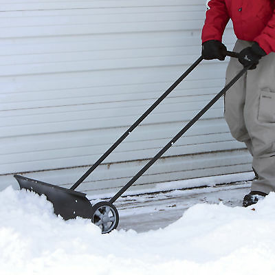 Wheeled Shovel- Get Rolling on Snow Removal #28001001
