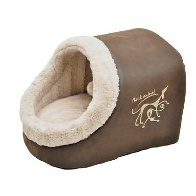 VADIGRAN Panier Igloo Ranch pour chien 45x36x35cm - Igloo Ranch NEUF